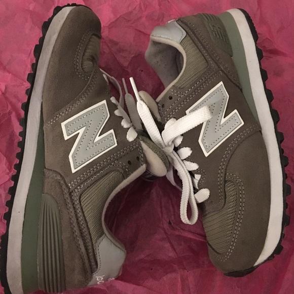 eff9a4646ea7e New Balance Shoes   574 Grey   Poshmark